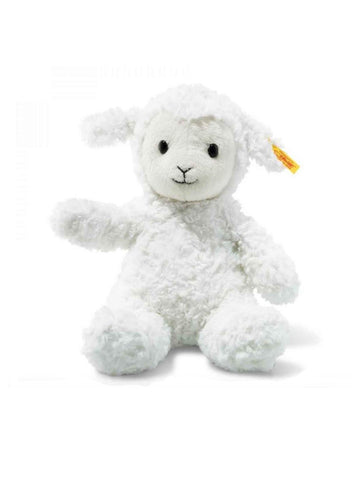 Fuzzy Lamb 28cm Steiff Plush Soft Cuddly Friends Collection