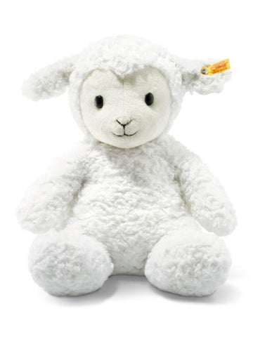Fuzzy Lamb Large 38cm Steiff Plush Soft Cuddly Friends Collection