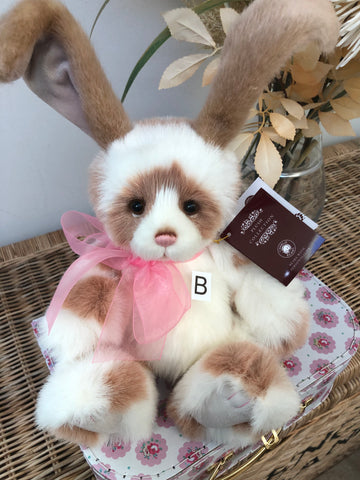 Bobble 25cm Collectable Fully Jointed Panda Teddy Bear