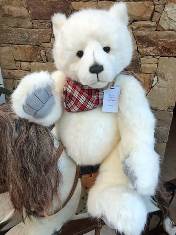 Barret Extra Large 86cm Limited Edition Plush Polar Bear Teddy Bear No 558