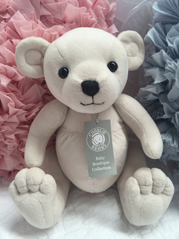 Dimitri Baby Boutique Toy Bear