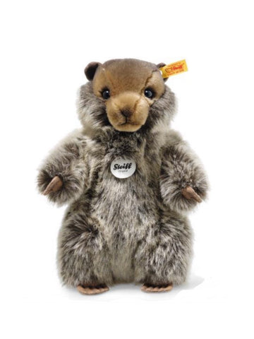 Burri Marmot Steiff 26cm Soft & Cuddly Children's Toy