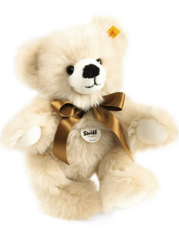 Bobby Dangling Steiff 30cm Cream Plush  Children's Teddy Bear