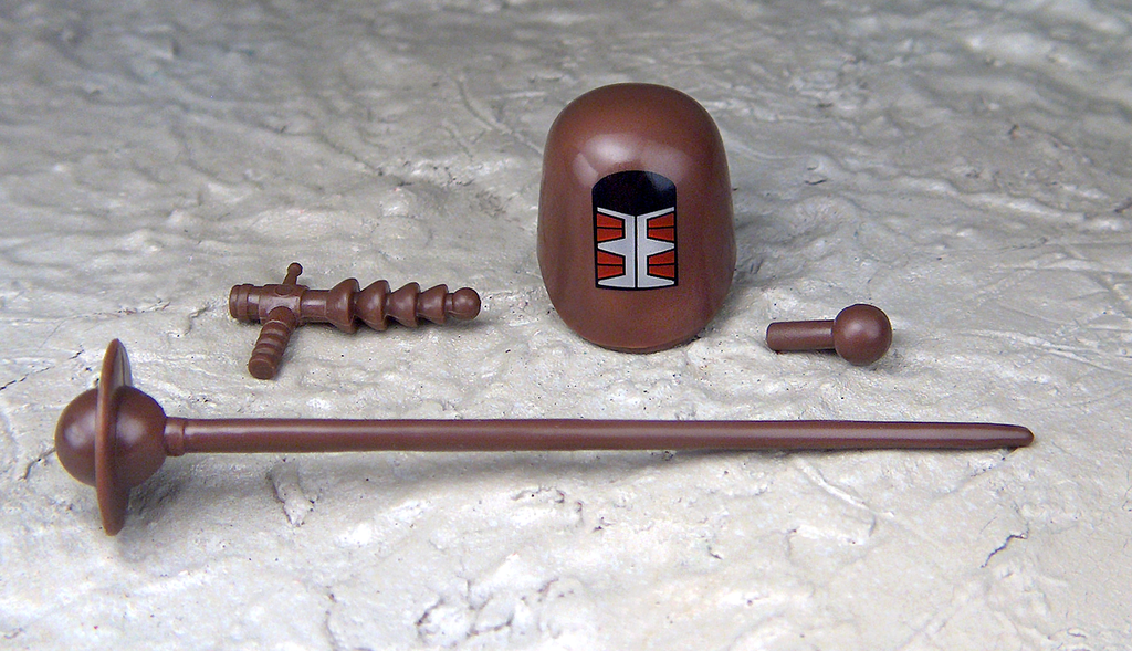 OSM Special Accessory Set Halkenn Brown