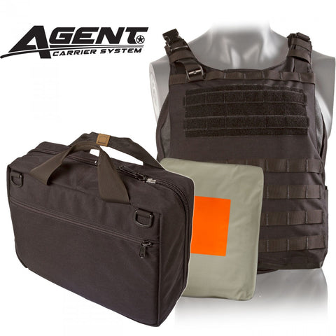 AGENT Ballistic Vest Level IIIA Body Armor