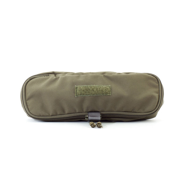 4x12 Zippered Med Pouch - Ranger Green