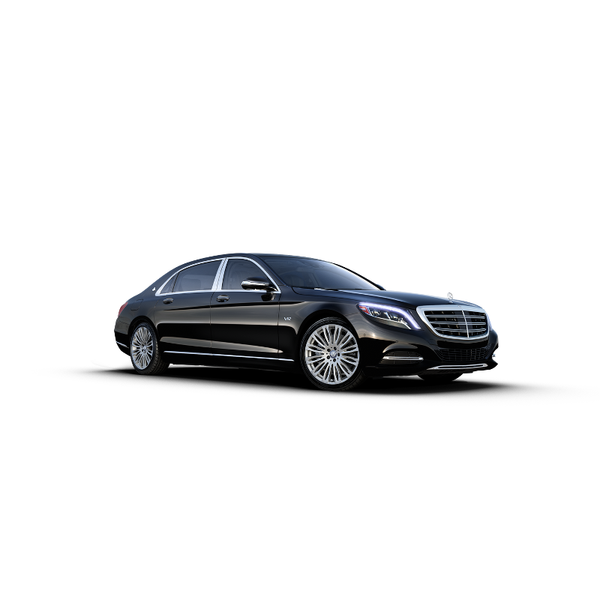B6 Armour Plating for 2016 Mercedes-Maybach S600