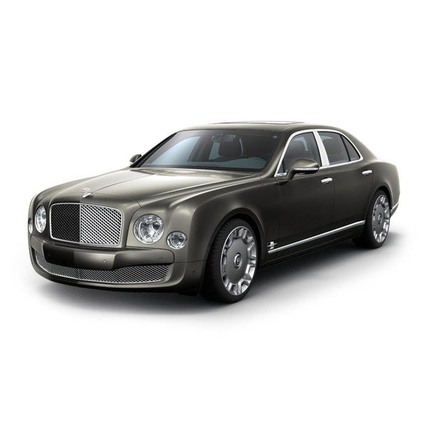 B6 Armour Plating for 2016 Bentley Mulsanne