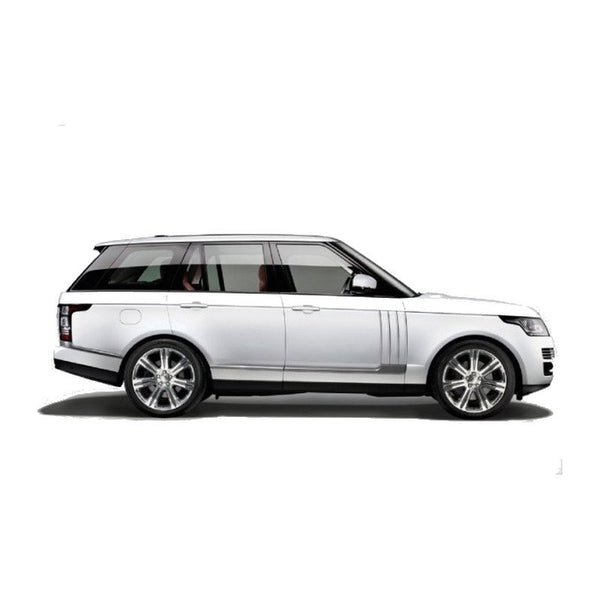 B6 Armour Plating for 2016 Range Rover