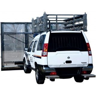 Riot Control Barrier Vehicle