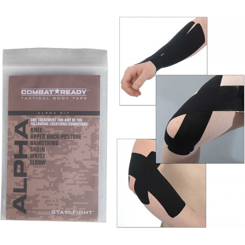 COMBAT READY TACTICAL BODY TAPE
