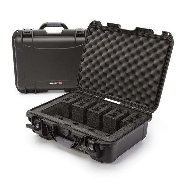 Plasticase Nanuk 925 4 Up Pistol Case