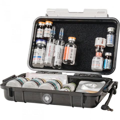 ARMADILLO MEDICATION STORAGE CASE