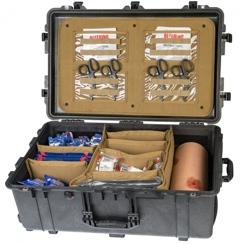 BLEEDING CONTROL SKILLS TRAINING KITS