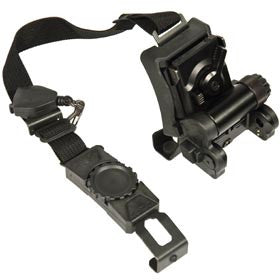 L4 ANVIS Mount for F4949 with Integrated Army Compatible Ratchet Strap & Lanyard