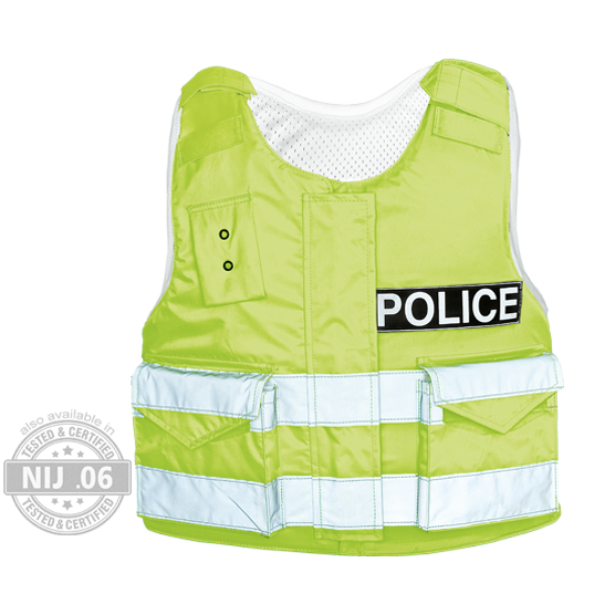 MKU JPT II B Tactical Police Over Vest