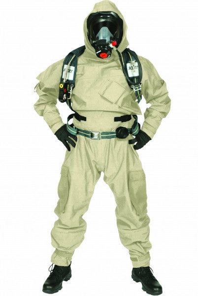 PROTECTIVE SUIT - HOT ZONE