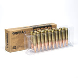 Gorilla Troop 300 Blackout, 208gr Hornady A-Max, Subsonic, 20 Round Box - Remanufactured Ammunition