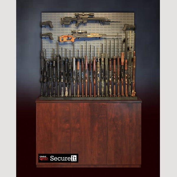 GUN WALL / VAULT / ARMORY KIT #1: