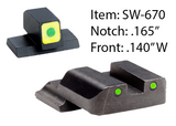 SMITH & WESSON CAP LE SETS