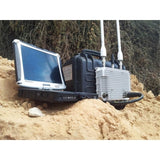 Fast Deployment Observation Wireless System