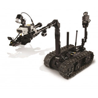 CBRN DETECTION ROBOT