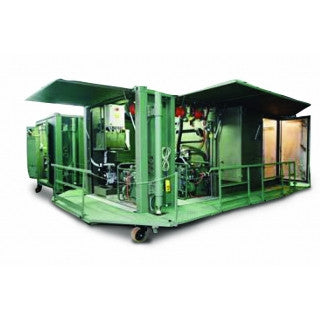 DECONTAMINATION SHELTER SYSTEM
