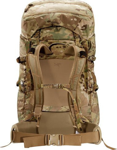 Arc'teryx Khyber 80 Backpack - MultiCam