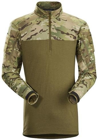 Arcteryx Multicam Assault Shirt LT