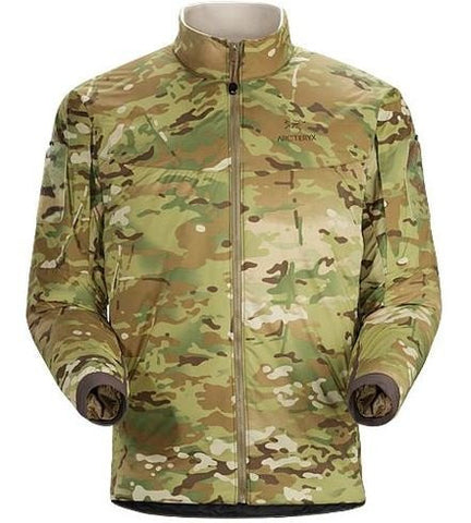 Arcteryx Multicam Cold WX Jacket XT