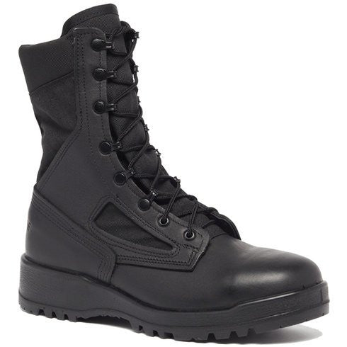 Belleville Boots 300 TROP ST - Hot Weather Black Safety Toe Boot