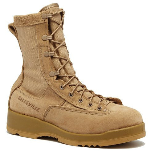 Belleville Boots 790 - Waterproof Tan Combat and Flight Boot