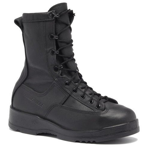 Belleville Boots 800 ST - Waterproof Black Safety Toe Flight and Flight Deck Boot