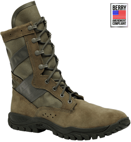 Belleville ONE XERO Ultra Light Assault Boot - Sage Green