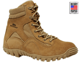 "Belleville SABRE 6"" Waterproof Hybrid Assault Boot - Tan"