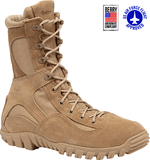 Belleville Waterproof Assault Flight Boot - Tan