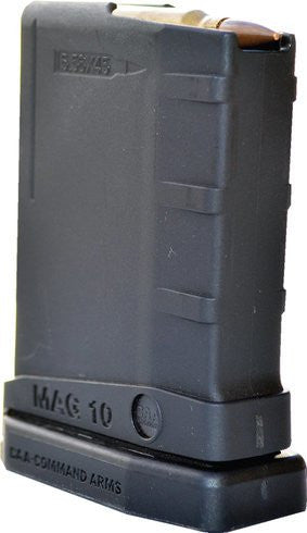 Command Arms Accessories AR-15/M16 10 Round .223 Polymer Magazine