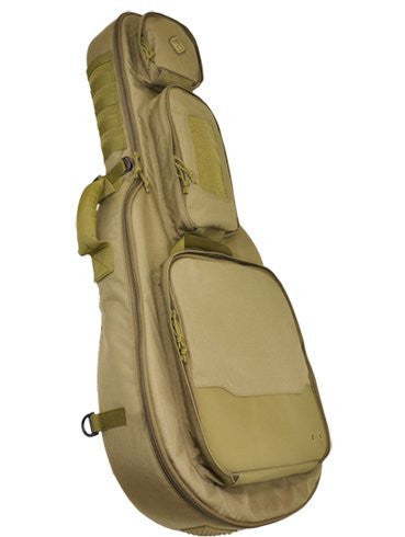 Hazard 4 BattleAxe Guitar-Shaped Padded Rifle Case