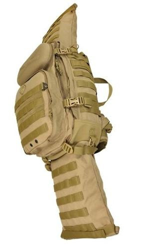 Hazard 4 Overwatch Rifle Carry Roll-Pack