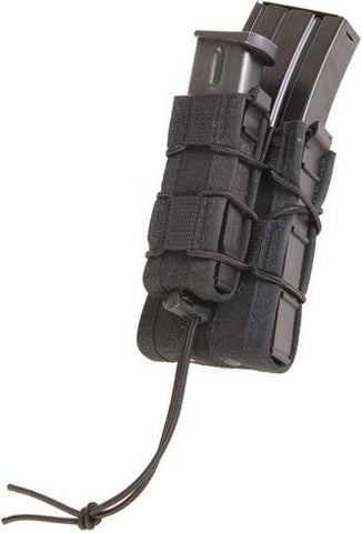High Speed Gear Double Decker TACO Modular Single Rifle and Pistol Magazine Pouch