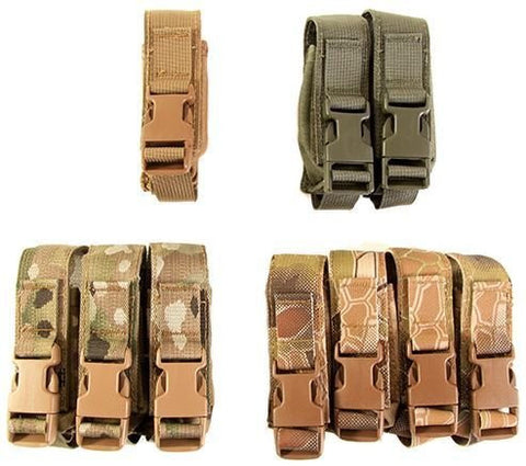 High Speed Gear MODULAR PISTOL TACO MAG POUCH