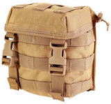 High Speed Gear MOLLE 2QT Canteen Pouch