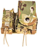 High Speed Gear MOLLE Covered LEO Handcuff TACO Pouch