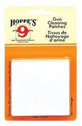 Hoppe's 9 Cotton Patch 12/16Ga 25/Bag Blister Card 1205
