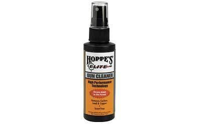Hoppe's 9 Elite Liquid 4 oz. Gun Cleaner 12/Box Bottle GC4