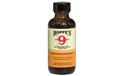 Hoppe's 9 Solvent Liquid 2 oz. 10/Box Plastic Bottle 902
