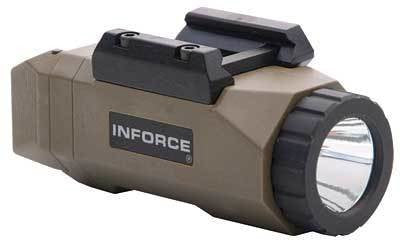 Inforce APL Flat Dark Earth Auto Pistol Light
