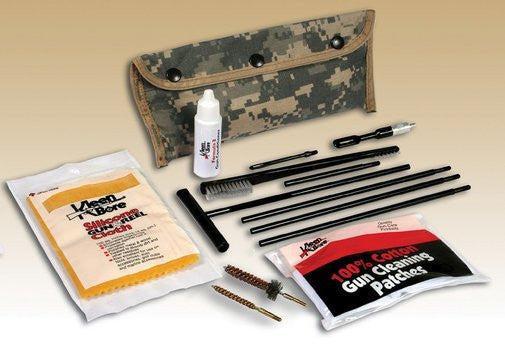 KleenBore AR-15/M16/5.56mm Field Pack Cleaning Kit
