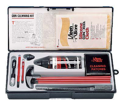 KleenBore Universal Saf-T-Clad Cleaning Kit
