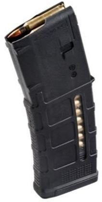Magpul Industries 30 Round AR/M4 5.56 x 45mm NATO Gen M3 PMAG Magazine with Window
